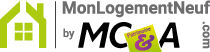 Toit terrasse par MC&A avec Monlogementneuf